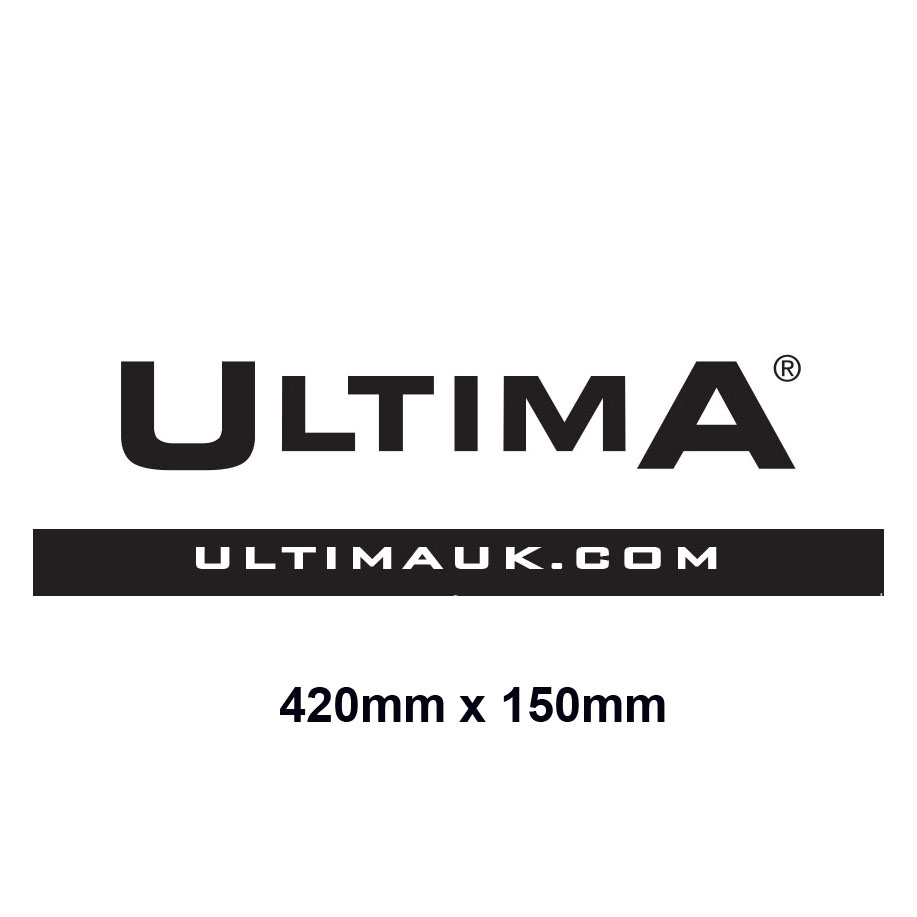 Ultima Box Sticker