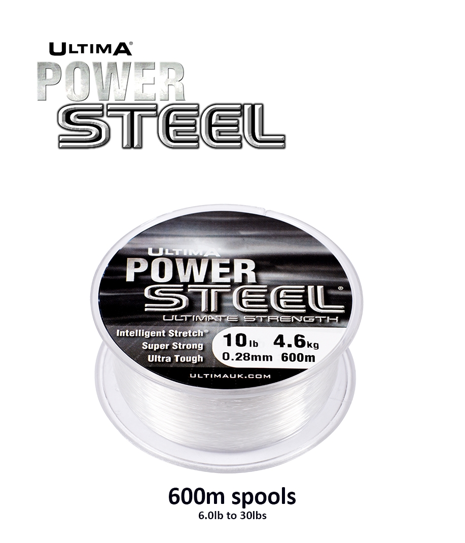 Power Steel |Super Strong Mono |Buy Online At The Ultima Store