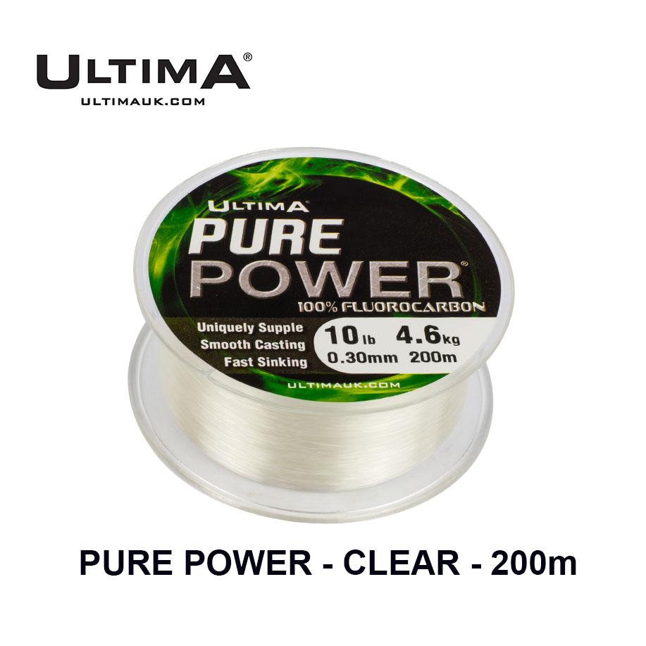 Ultima Pure Power
